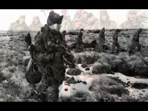 Falklands War. 'The Diversion'. ('Lament For Tumbledown' / 'Mount William Ridge')