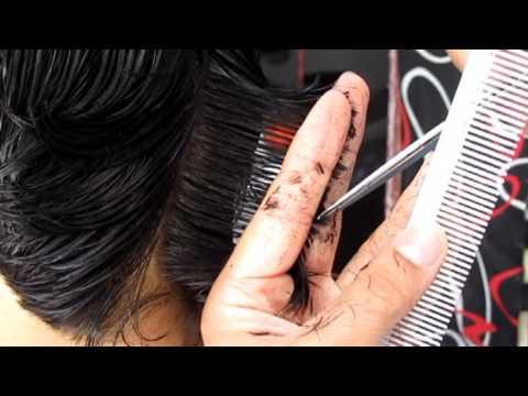 Sac kesimleri cutting hair - Stilist ELNAR