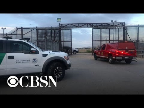 3 bodies found in El Paso, Texas, storm drain
