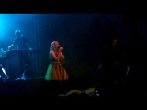 Aurora  - Winter Bird - live - Lugano - July 25, 2017