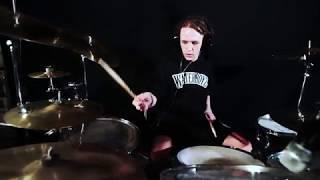 $UICIDEBOY$ - FUCKTHEPOPULATION - Drum Cover
