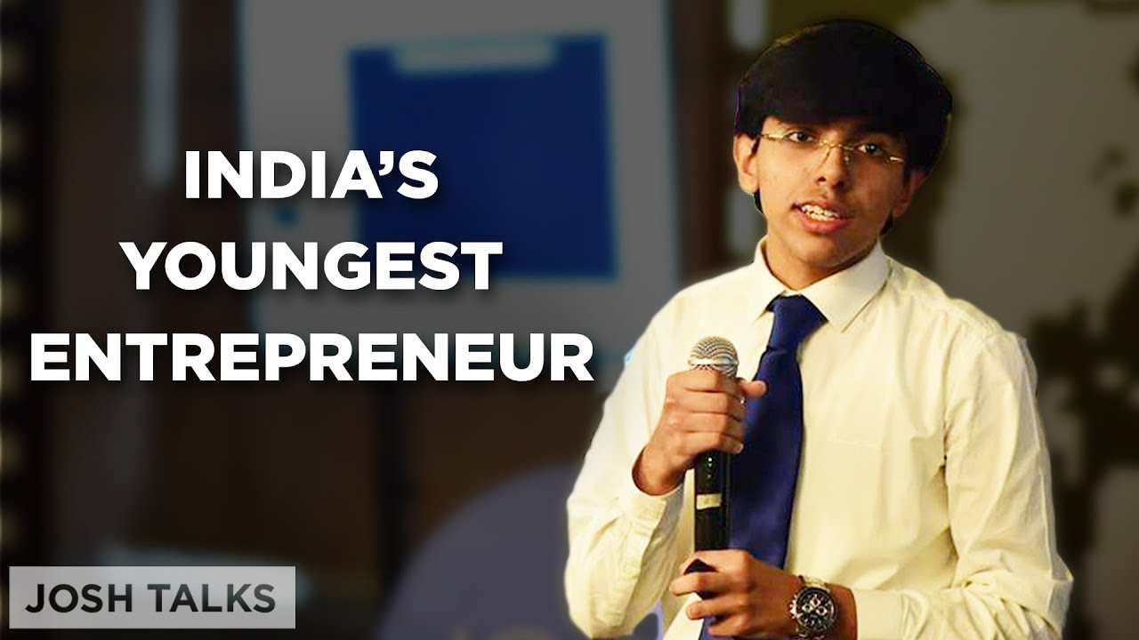How To Make Your Voice Heard? | Anubhav Wadhwa | Young Entrepreneur Story