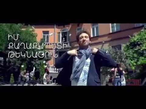 Люди, не поверите, он реально кандидат в мэры Еревана.Айк Мартунян, кандидат Пашиняна.