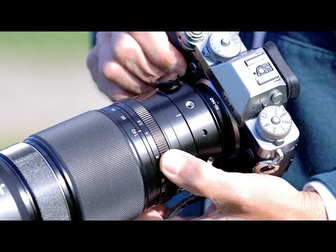 Mirrorless Sports: Canon EOS R, Nikon Z7, Fuji X-T3, Sony a7 III, a7R III, a9 camera review