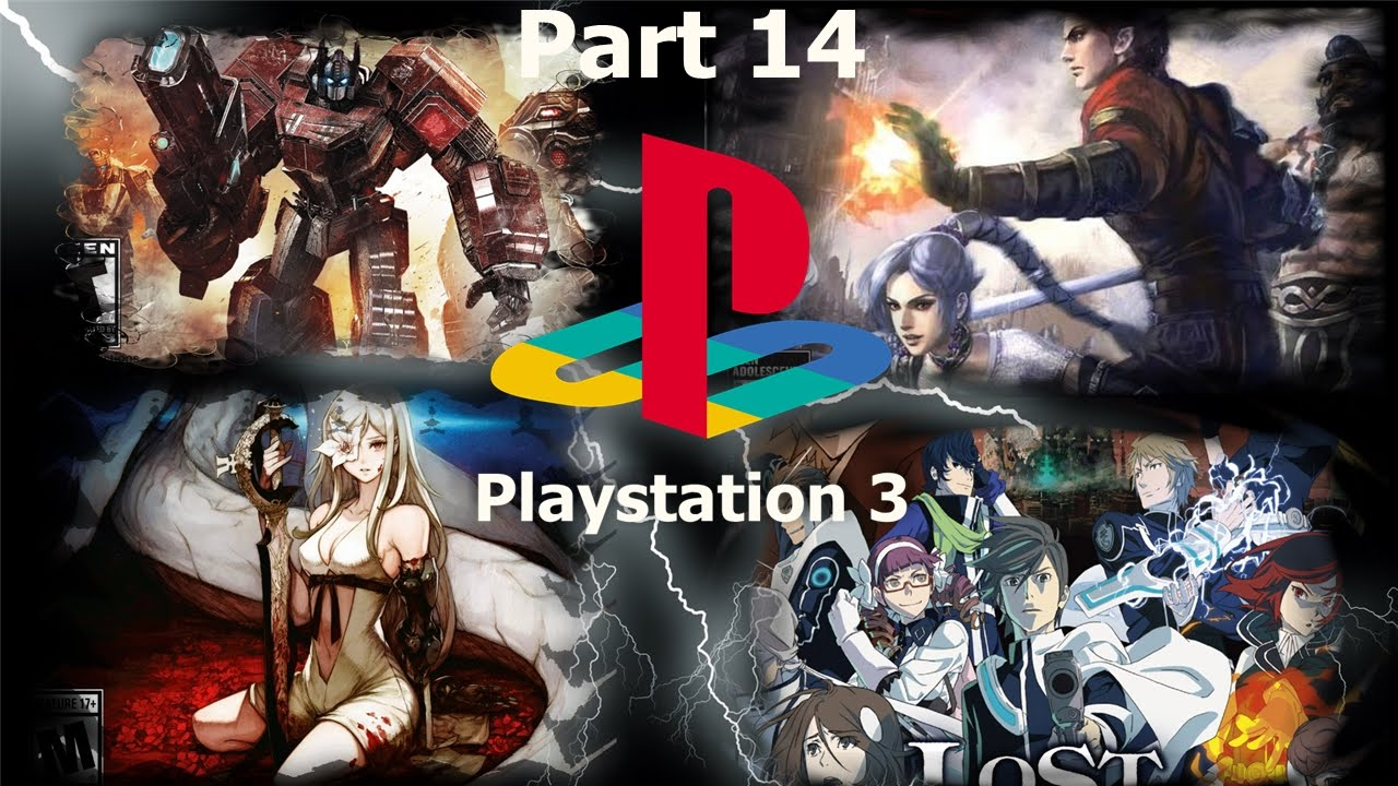 TOP PS3 GAMES (PART 14) OVER 700 GAMES!!