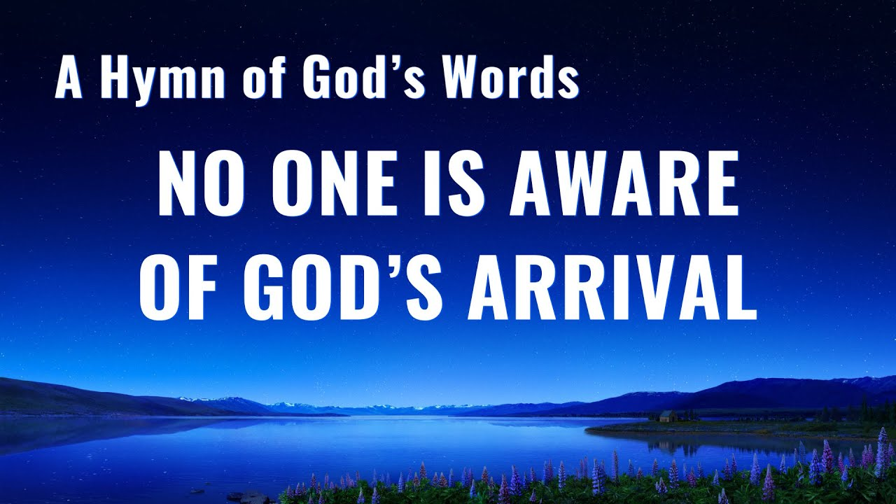 """""""No One Is Aware of God's Arrival"""" 