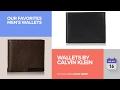 Wallets By Calvin Klein Our Favorites Men's Wallets