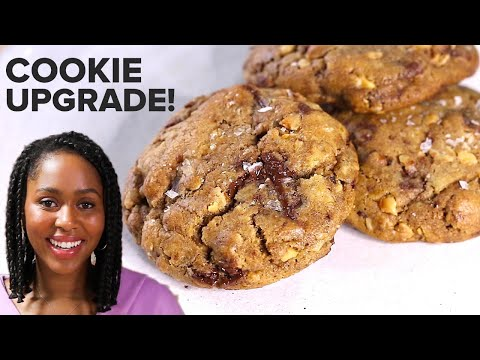 I Upgraded The DoubleTree Chocolate Chip Cookie • Tasty