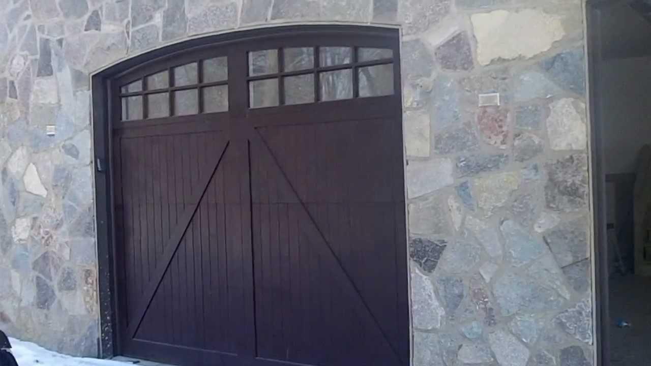 Chi 5433 Garage Door Replacements Review Youtube