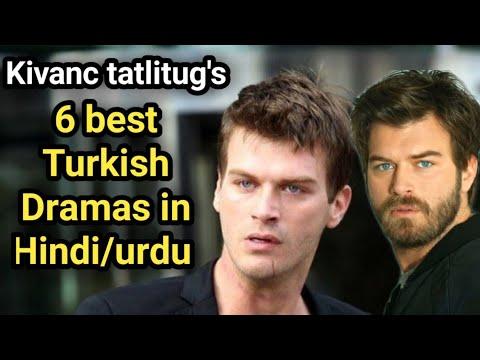 Download 6 turkish dramas of kivanc tatlitug watch in hindi/urdu   kuzey guney  Carpisma  crash full episodes