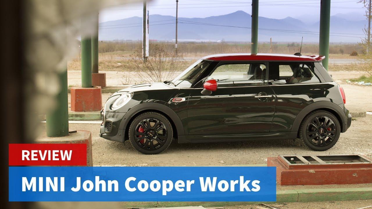 The Mini John Cooper Works F56 Is Properly Fast