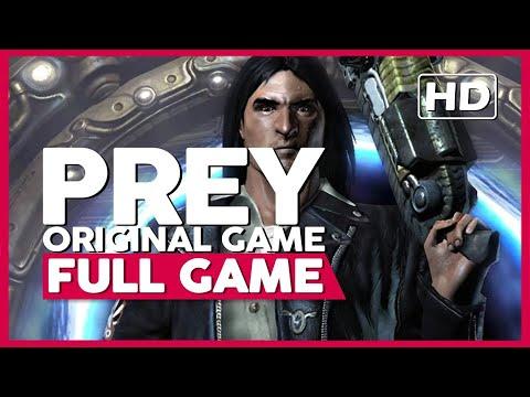 Prey (Original Game) | Full Playthrough (PC | 1080p | 60FPS | No Commentary)