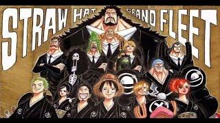 One Piece Episode 745 Straw Hat Grand Fleet