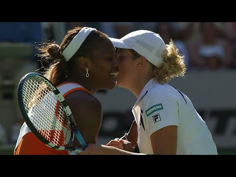 Serena Williams vs Kim Clijsters 2003 AO Highlights