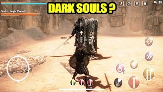 TOP 5 Games Like Dark Souls For iOS/ANDROID | GAME OF THE YEAR