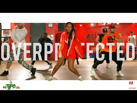 Britney Spears - Overprotected | Choreography with Luam Keflezgy