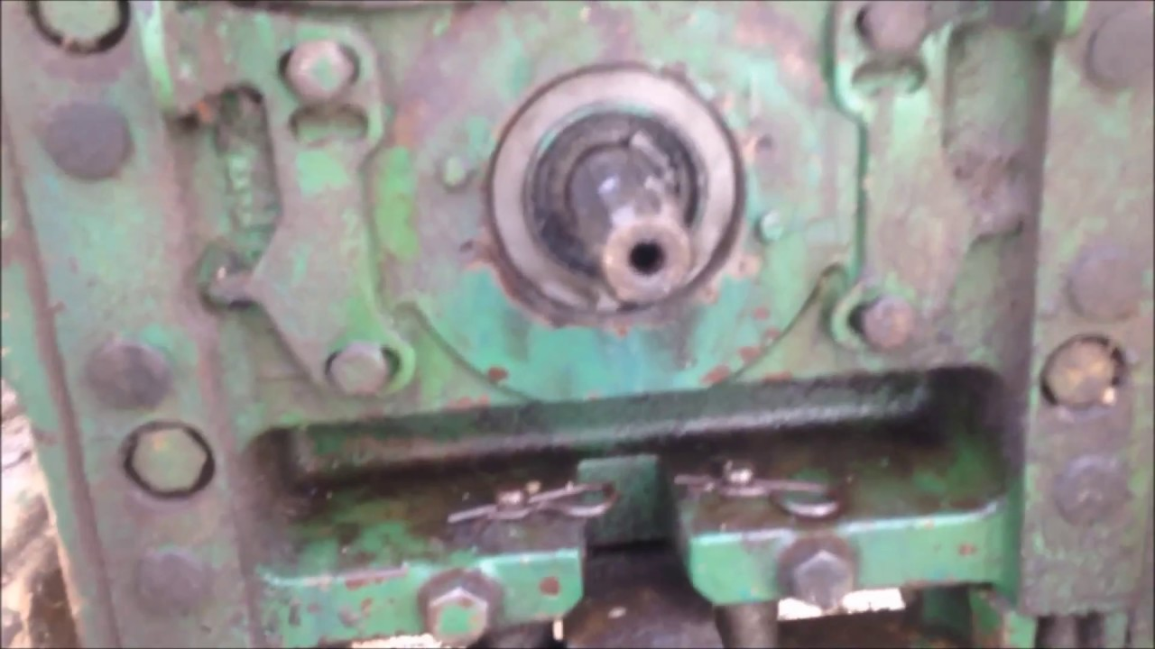 maxresdefault john deere 6400 pto seal replacement or how jr got some care youtube