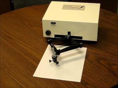 "Model Atlantic Signature Machine from The Autopen Company Signs ""John Hancock"""