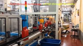 упаковка и группировка пакетов бакалея  в картонные гофрокороба   LEAD TECHNOLOGY PK 10  ROBOT FOR C(, 2014-02-17T16:23:32.000Z)