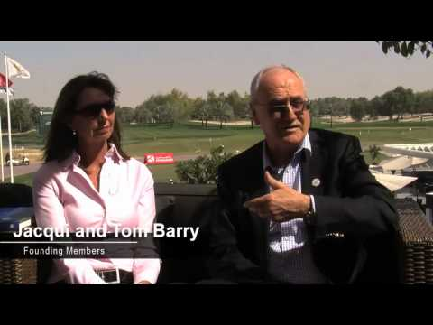 Emirates Golf Club turns 25