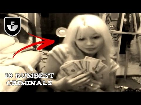 10 Dumbest Criminals Caught on Camera