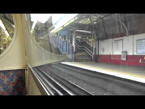 Full Journey Bakerloo Line  Harrow & Wealdstone to Elephant & Castle