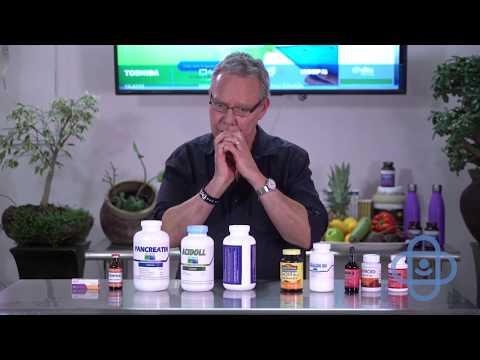 Gar Hildenbrand Gerson Therapy Instructional at CHIPSA Hospital