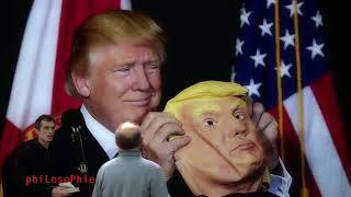 PhiLosoPhie – Wie kommt es, dass sich Donald Trump nie schämt?