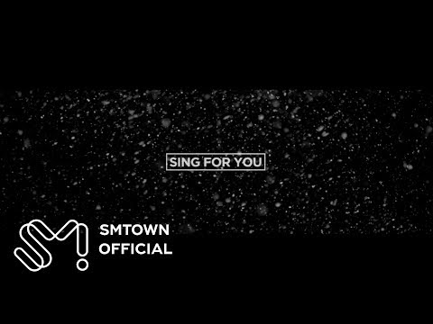 [TEASER/1080p] 151208 EXO's Sing For You M/V Teaser!