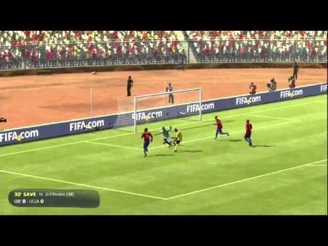 FIFA Digital World Cup 2014 Qualification: Liberia - Uganda