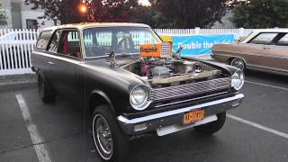 First Cruise Night In 3 Years With The Gasser