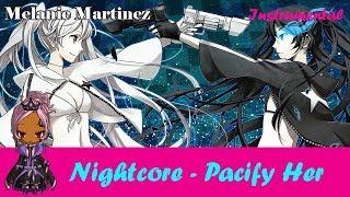 Nightcore - Pacify Her [Instrumental]