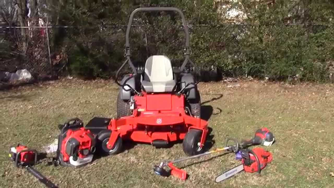 Zero turn lawn mower package deals lamoureph blog for Garden equipment deals