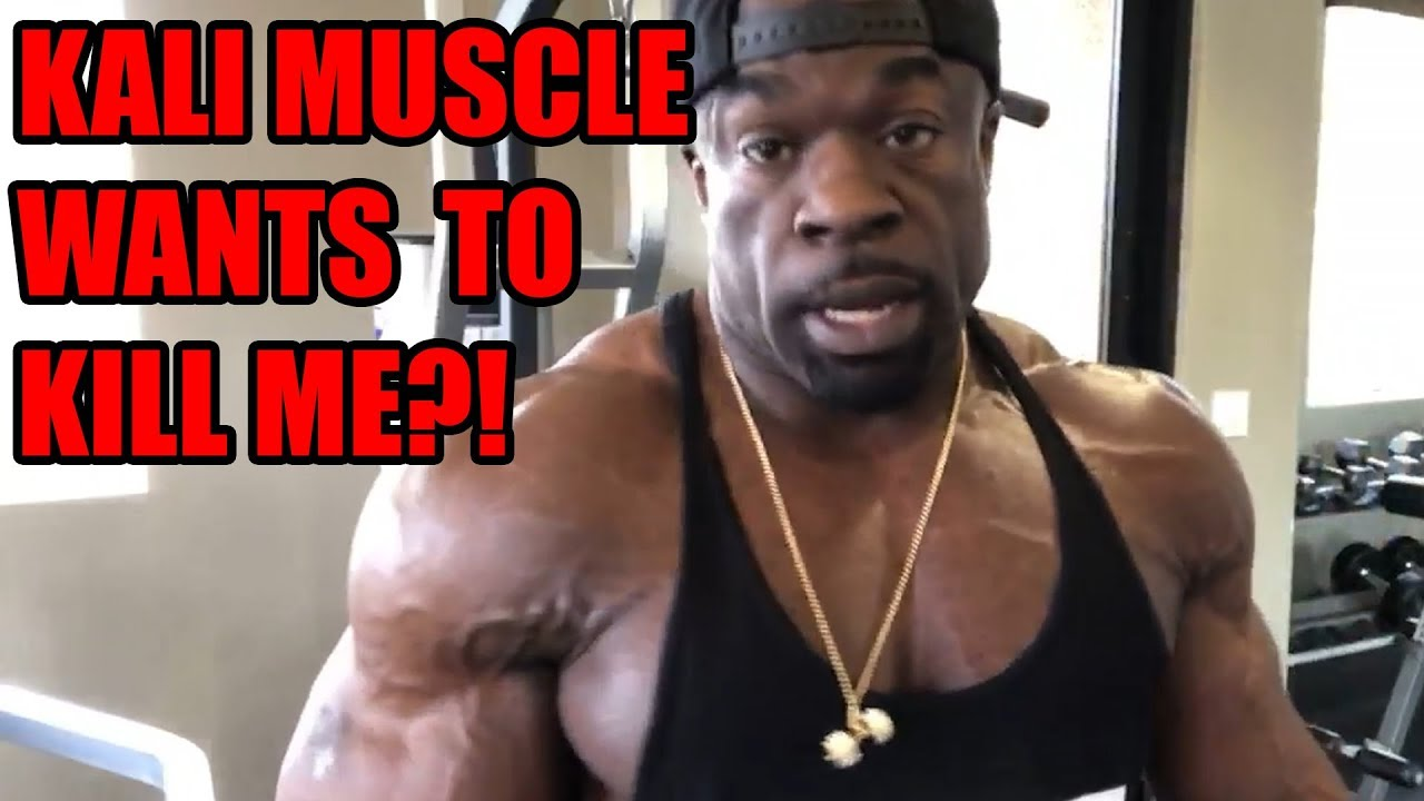 exercises-in-futility-kali-muscle-threatens-me-over-my-video