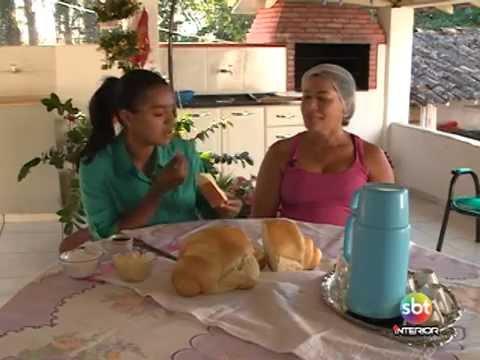 Mistura Caipira - Pão Caseiro