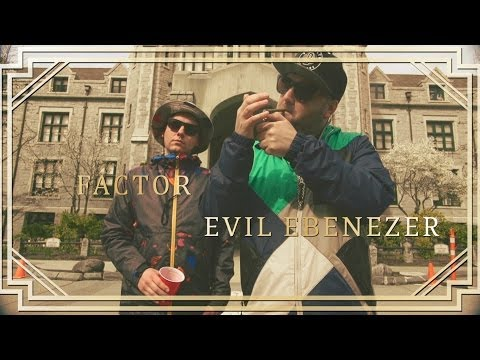 Evil Ebenezer and Factor - Paul Giamatti (Dir : Stuey Kubrick)