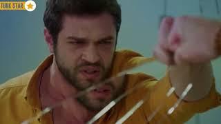 Сериал Мерьем - 1 серия (Ударил рукой в стекло).
