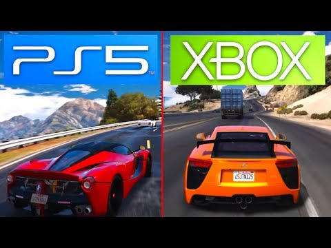 ps5-vs-xbox-series-x:-cross-play-&-backwards-compatibility-gameplay!