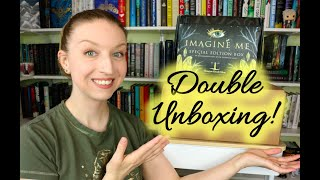 Unboxing | Beacon's Imagine Me & Bookstagram Boxes!