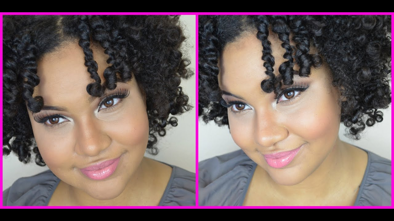 How To: The 3 Strand Twist Out (4a Natural Hair) Tutorial ...