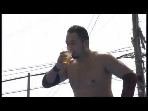 ドランカーデスマッチ】ジ・ウインガー VS 佐々木貴 2016.5.15 - YouTube
