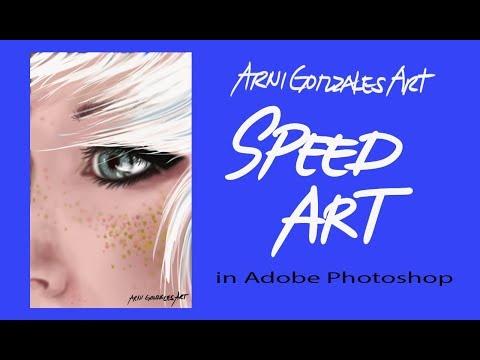 Digital Painting in Adobe Photoshop