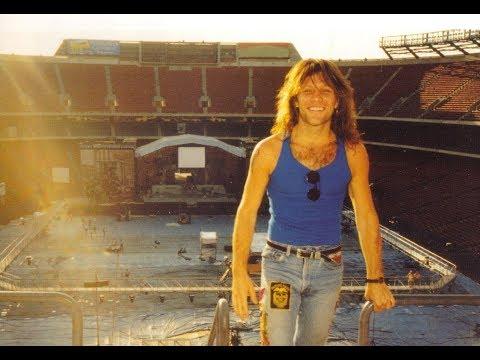 Bon Jovi - Livin' On A Prayer (Rare Soundboard / New Jersey 1989)