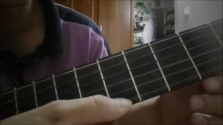 Guitar solo Hướng dẫn solo bài hát Ánh trăng nói hộ lòng tôi chi tiết dễ nhất