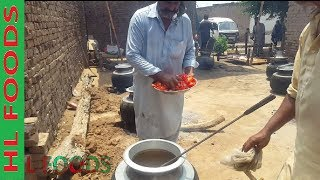 Chicken Baryani Recipe/Traditional Chicken Biryani By our Village Chef
