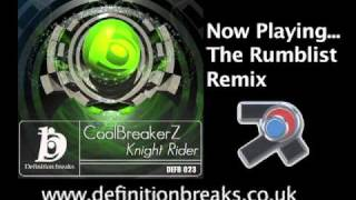 CoolBreakerZ-Knight Rider (The Rumblist Remix)