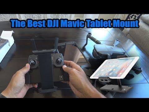 Dji Mavic Pro And Spark Ipad Tablet Holder V3 Doovi