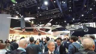 The Flying Drones of CES 2020