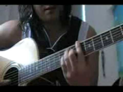 Dance with my father Acoustic Version Tutorial Part 1 - YouTube