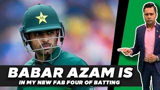 BABAR AZAM is in my NEW Fab Four   CricketAakash